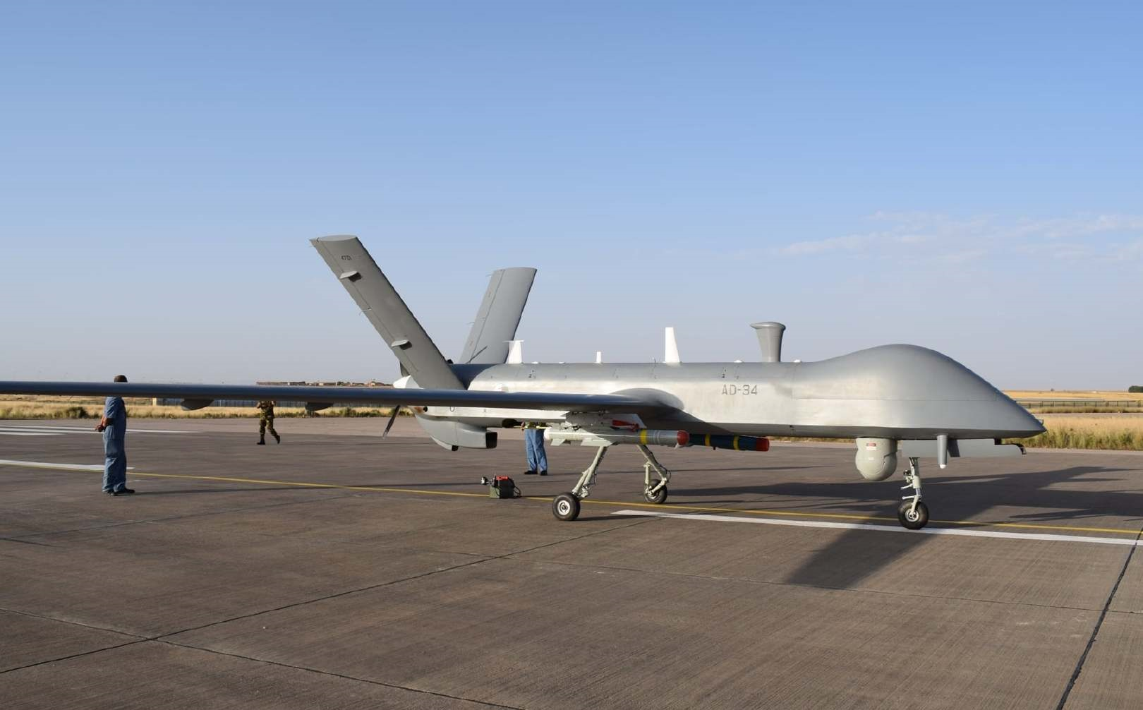 uav, drone, ch-4