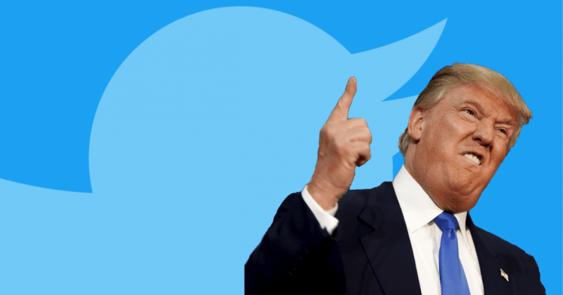 What does President Trump's 'crackdown' on Twitter do?