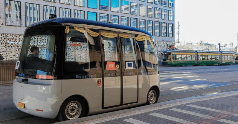 5 European cities to trial FABULOS autonomous busses