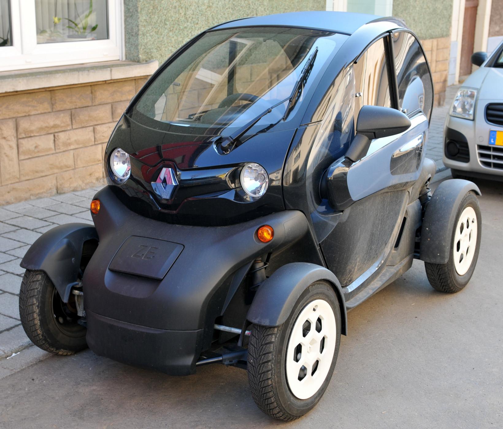 renault, twizzy, car, ev, electric