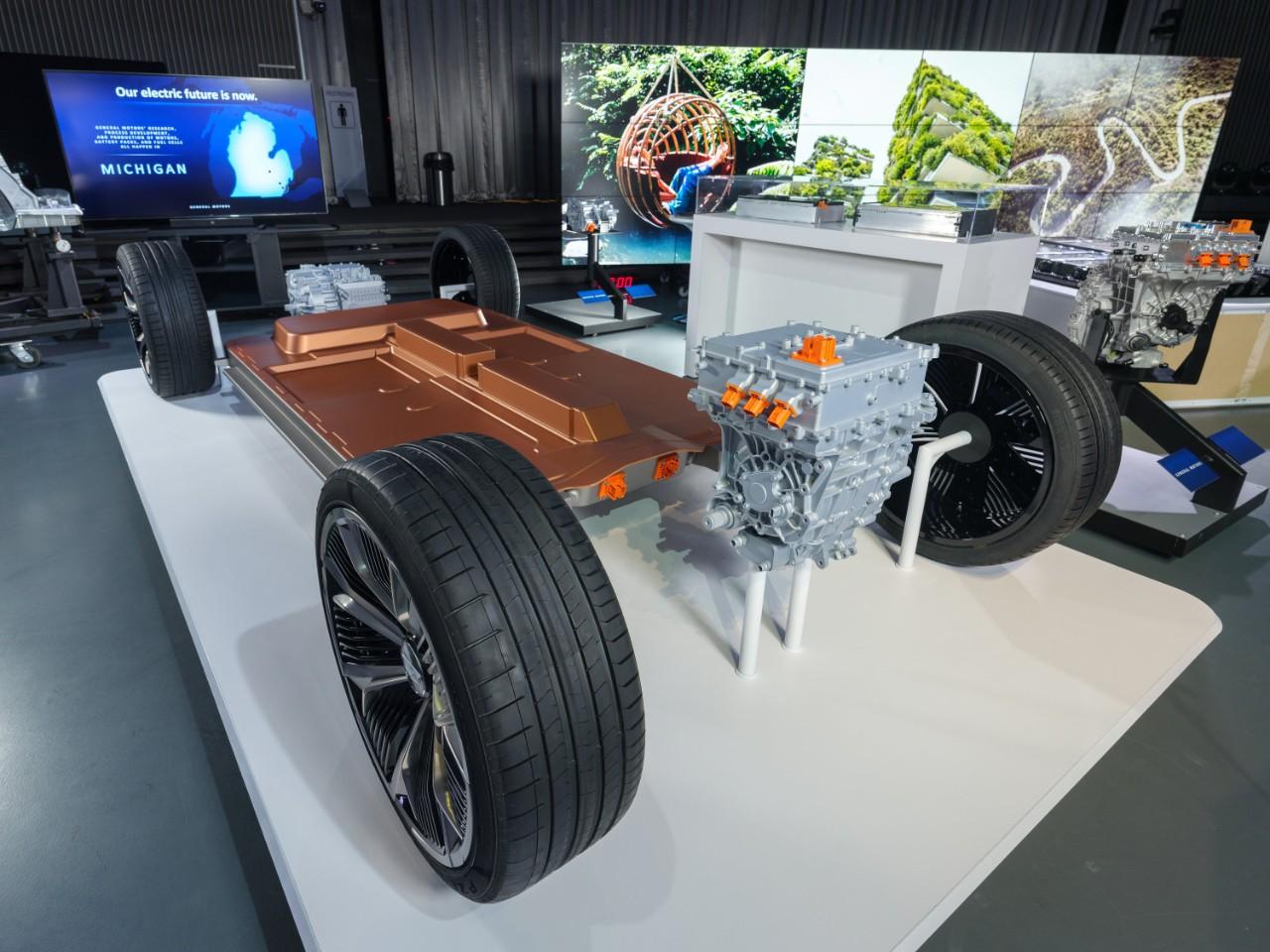 Report: GM adds electric van to its upcoming EV fleet in a bid to rival Tesla 2