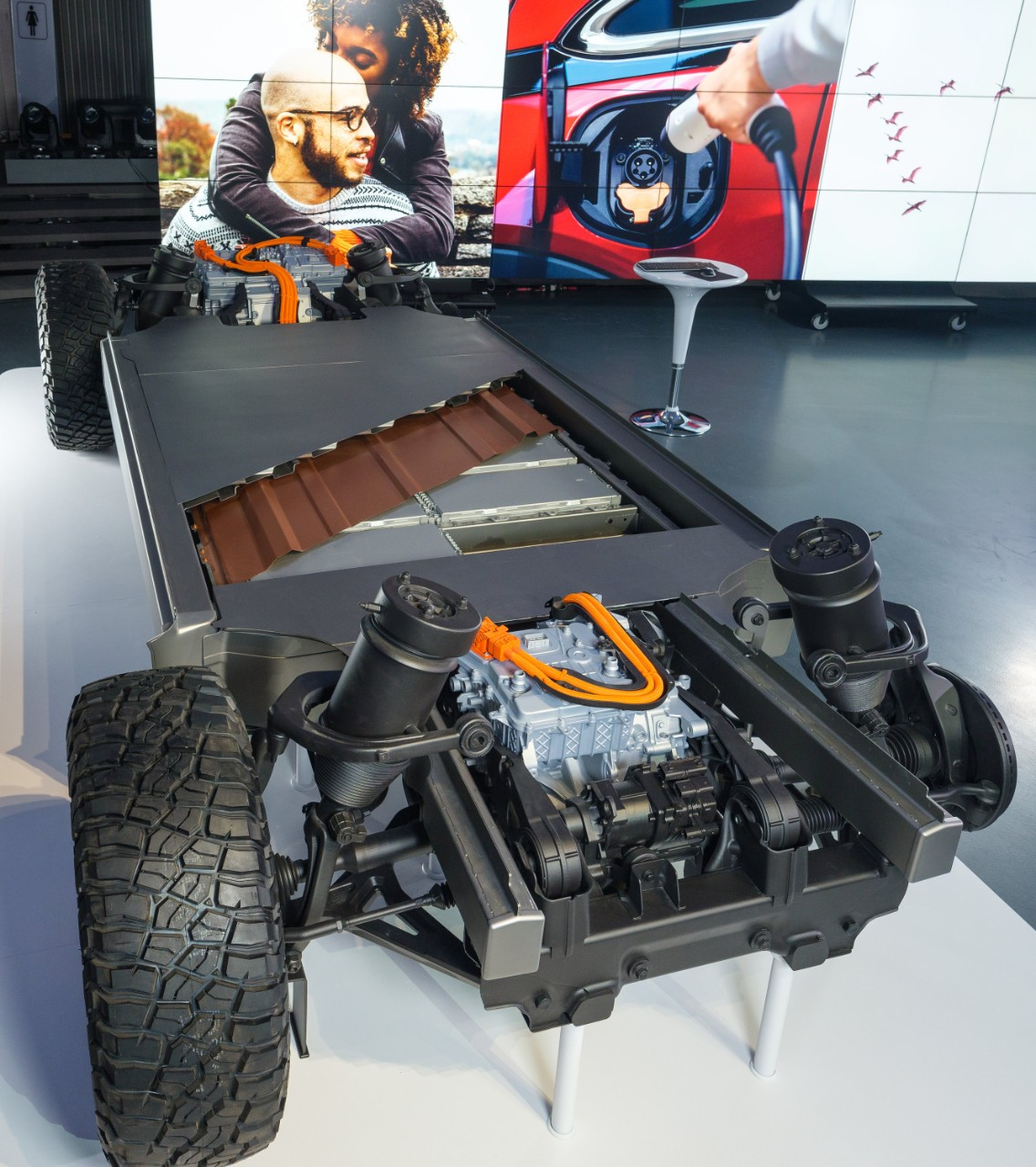 Report: GM adds electric van to its upcoming EV fleet in a bid to rival Tesla 1