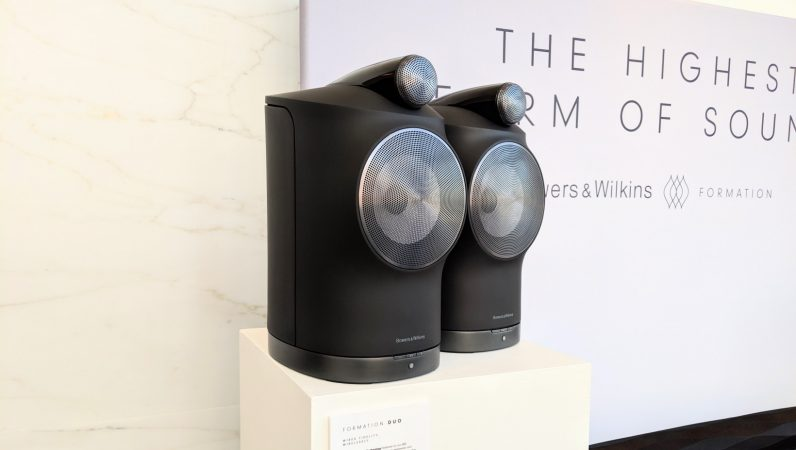 Sound United is planning to buy hi-fi audio company Bowers & Wilkins