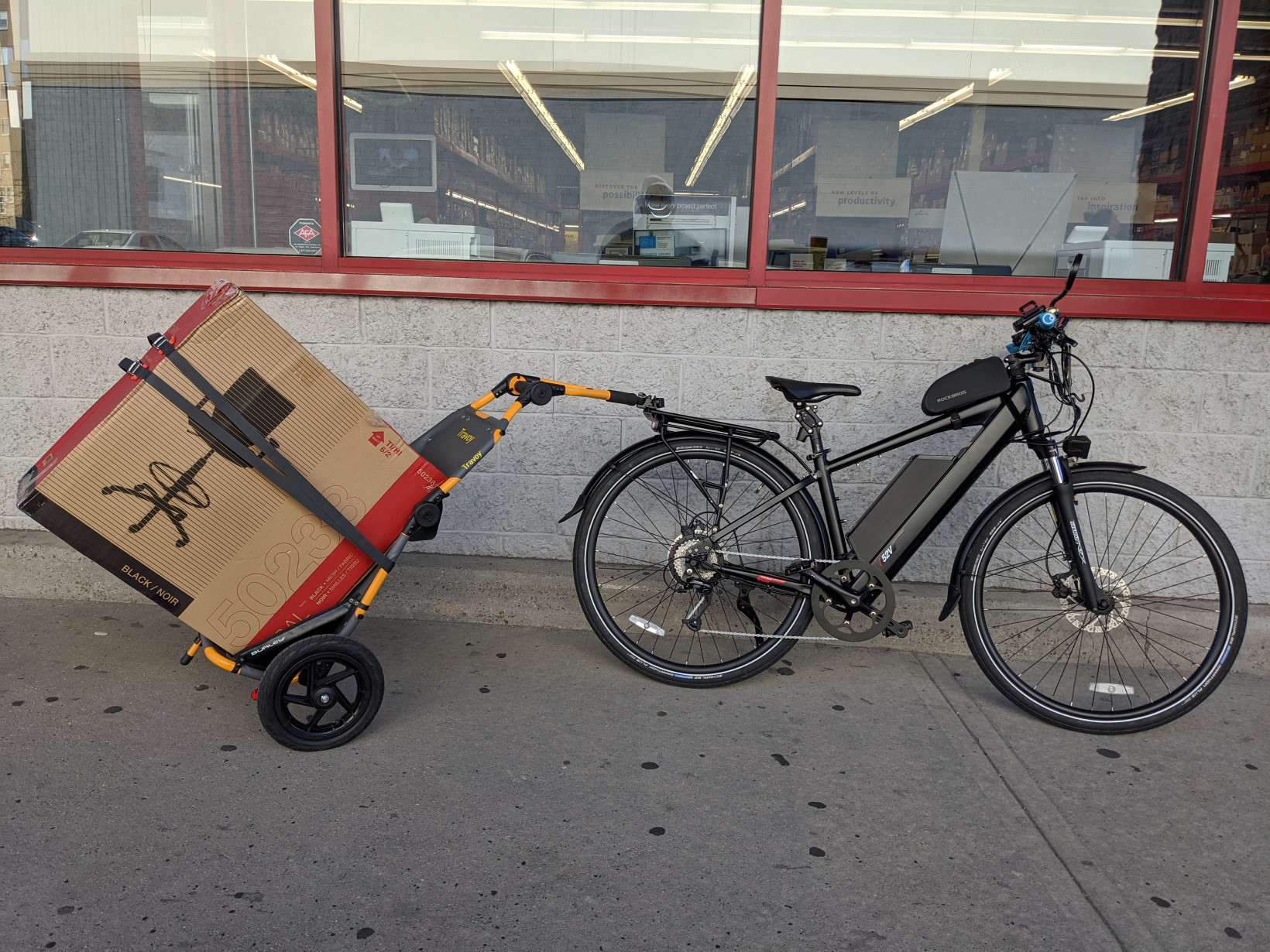photo of These e-bike accessories make riding more practical, safe, and fun image