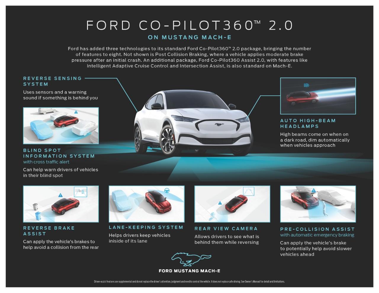 ford, co-pilot360, assist, adas, driver