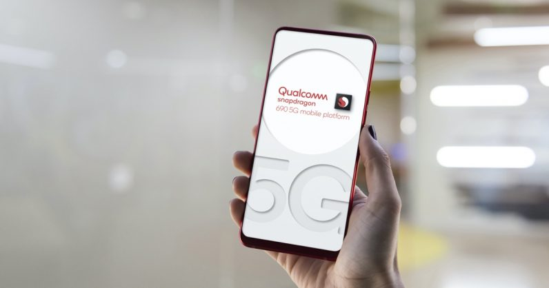 Qualcomm aims to bring 5G to mid-range phones with Snapdragon 690 chipset