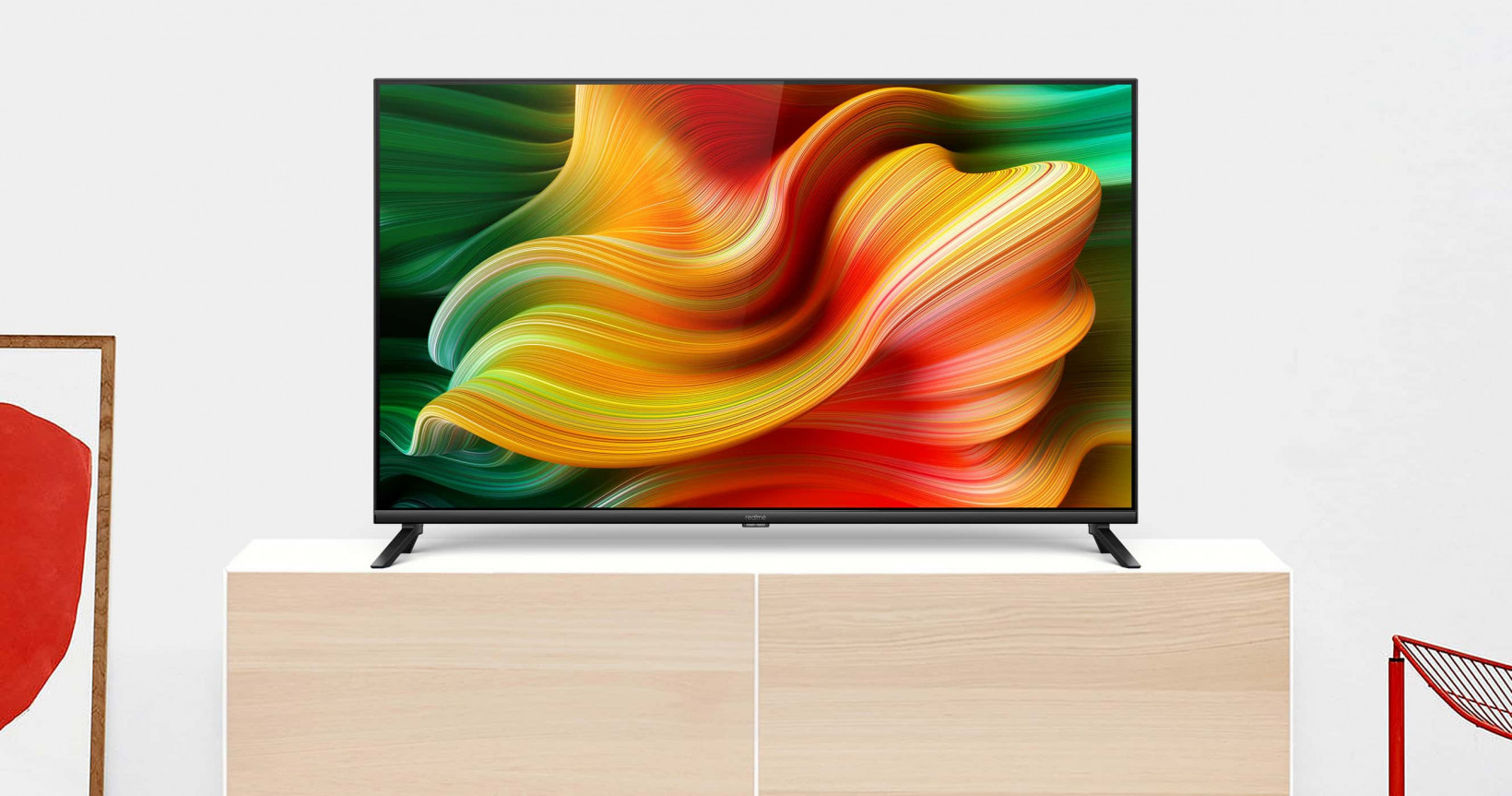 Realme, an Oppo sub-brand, does TVs too