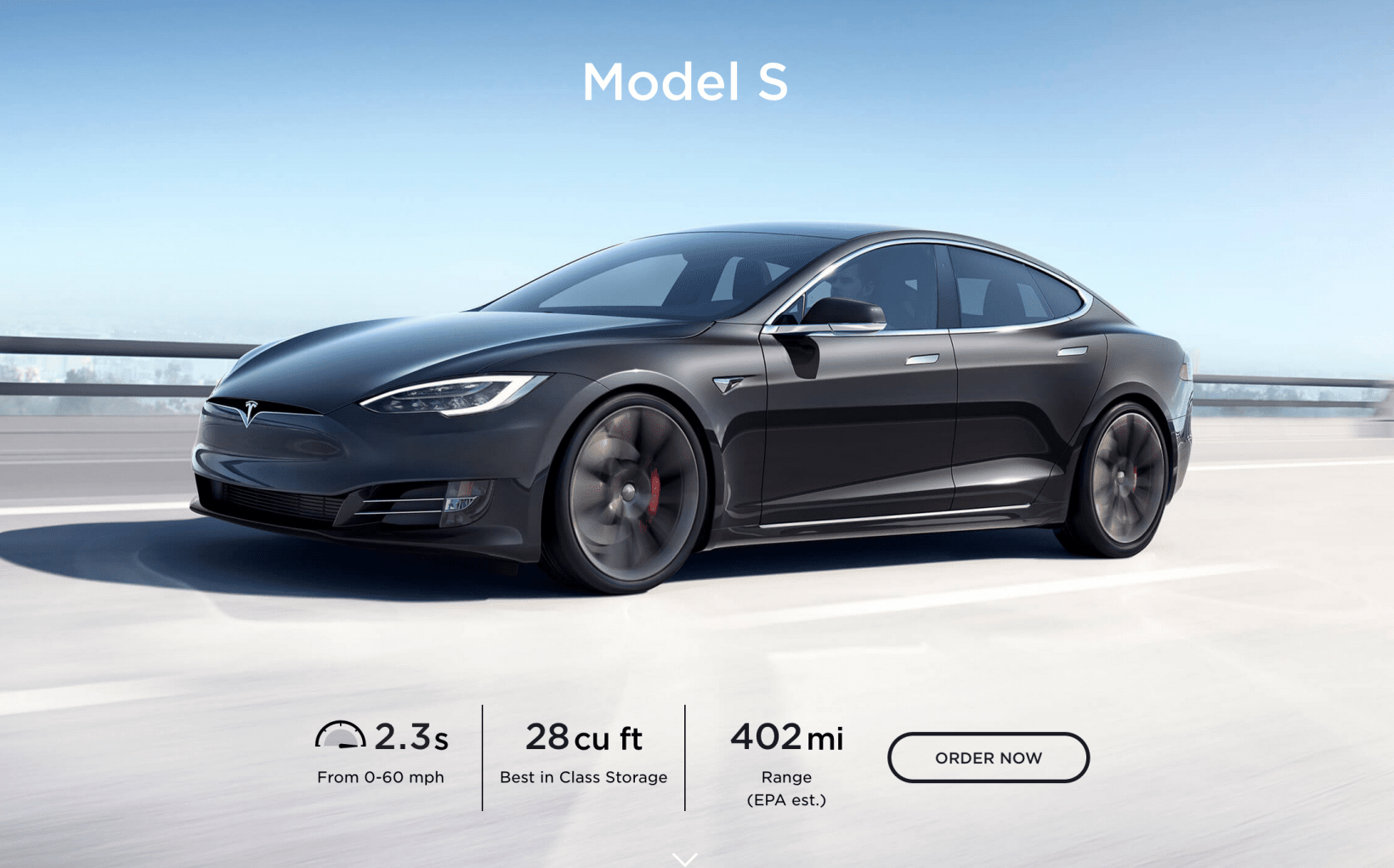tesla, model, s, car, range, ev, rating, epa