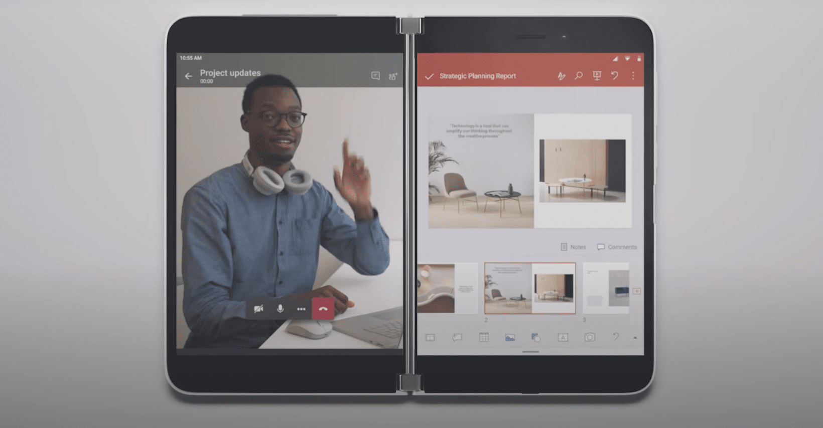 Rumor: Apple working on foldable iPhone with separate but 'seamless' screens 3