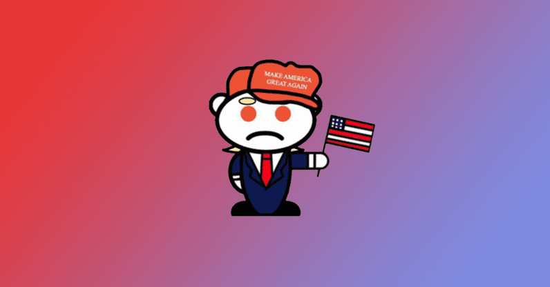 Reddit bans r/The_Donald and 2000 other hateful subreddits because it was about time