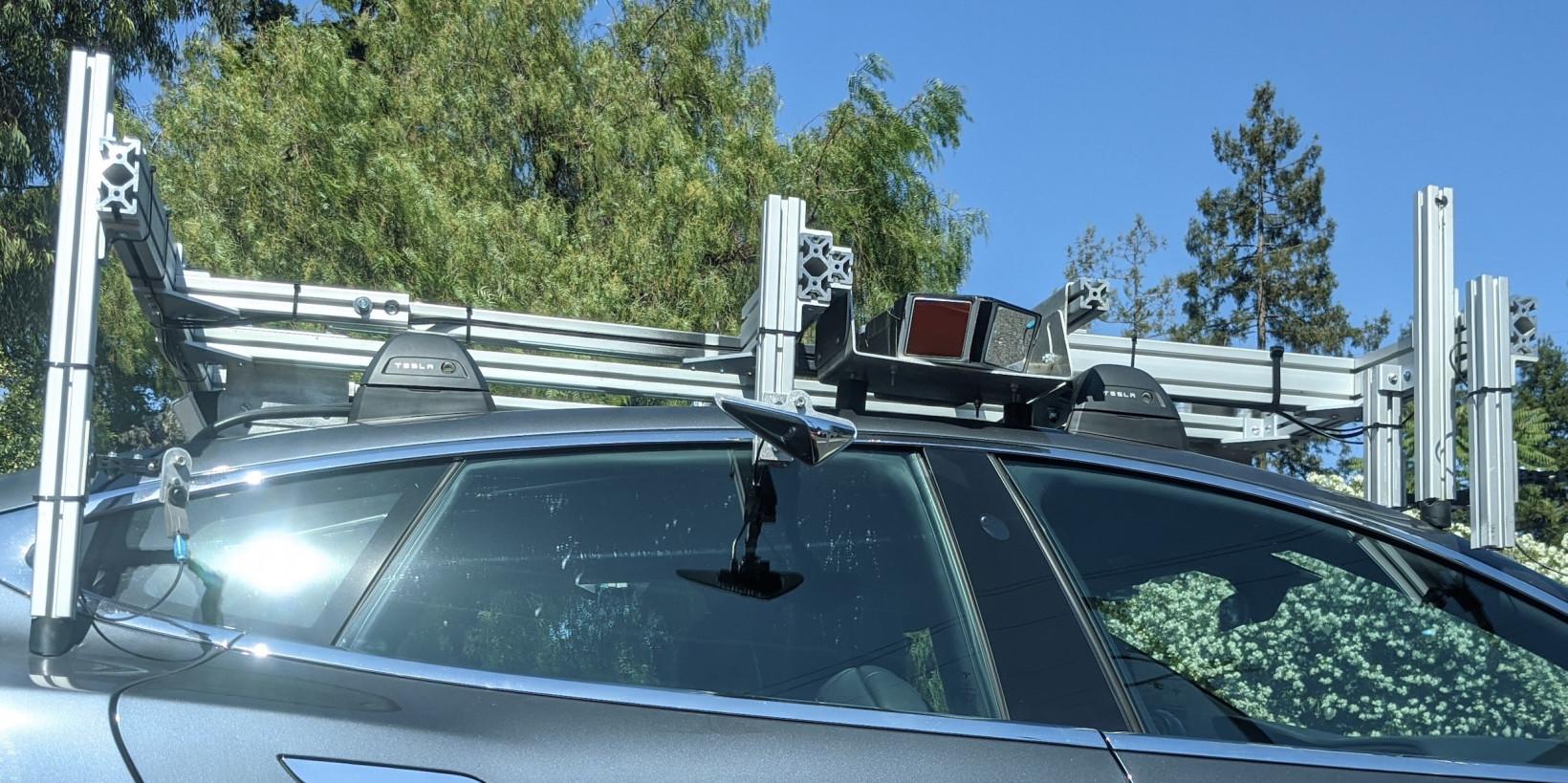 carro, sensor