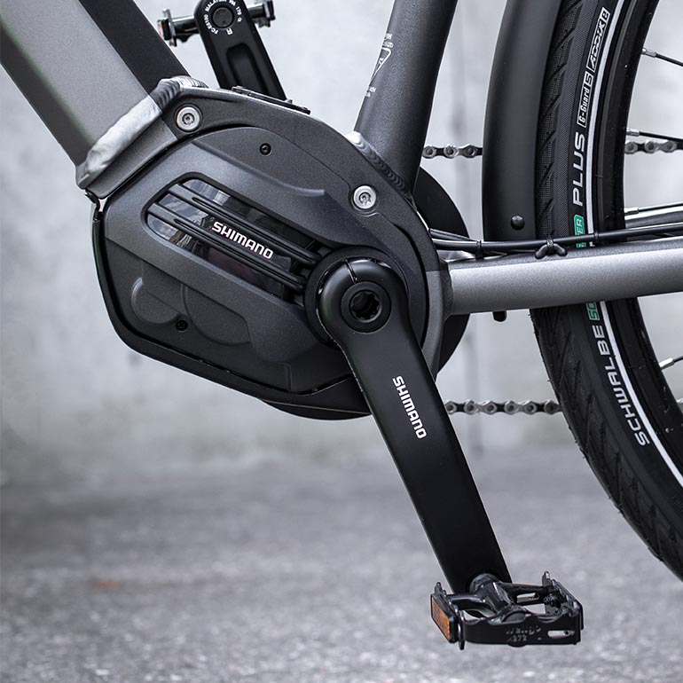 shimano, electric, assistance, motor