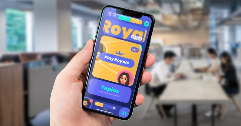 QuizUp developers are back with a new game called Trivia Royale — a 'Fortnite' for nerds ...