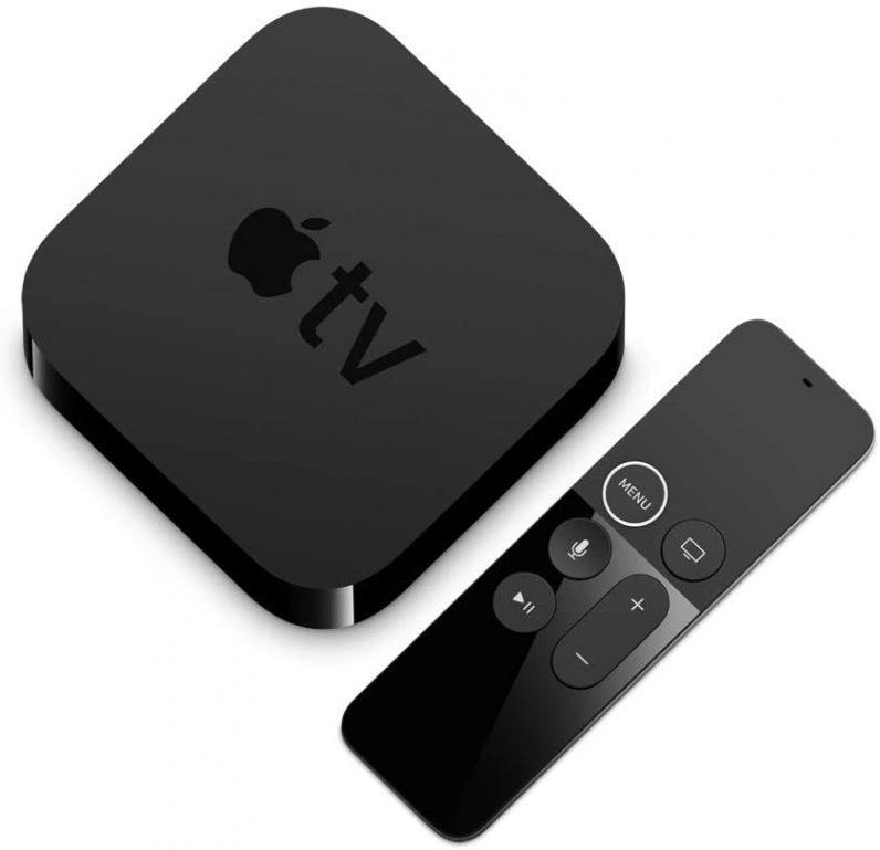current apple tv 4k