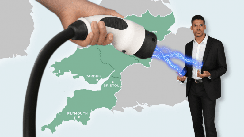 ev, vehicle, to, grid, charging, car, uk, trial, electric nation, experiment, nissan, smart