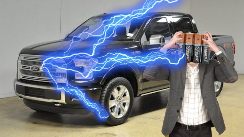 Tesla should be worried about Ford's all-electric F150 pickup truck
