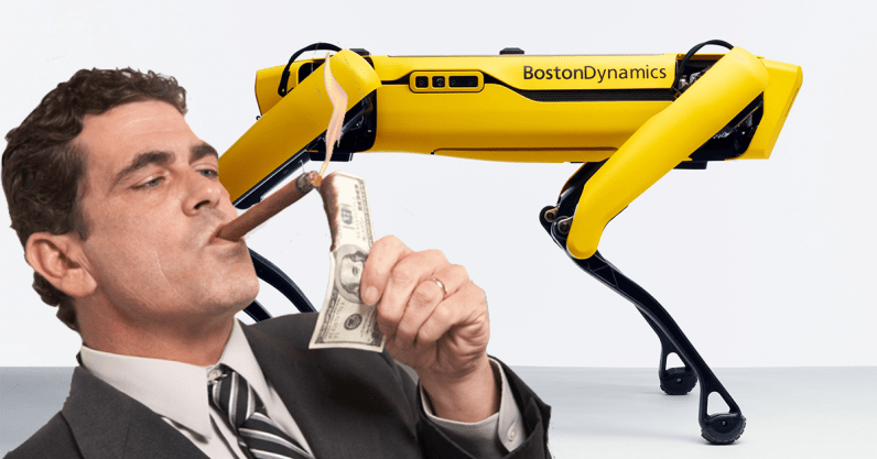 Benefitting from Boston Dynamics' Spot robot — a guide for evil companies