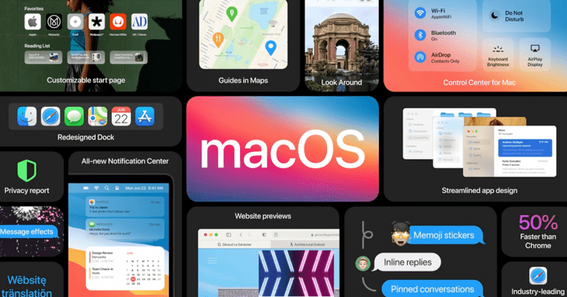 Apples macOS Big Sur is now available to download