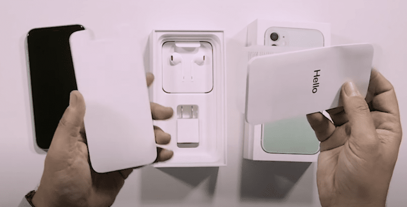 iphone 11 pull-out slip case