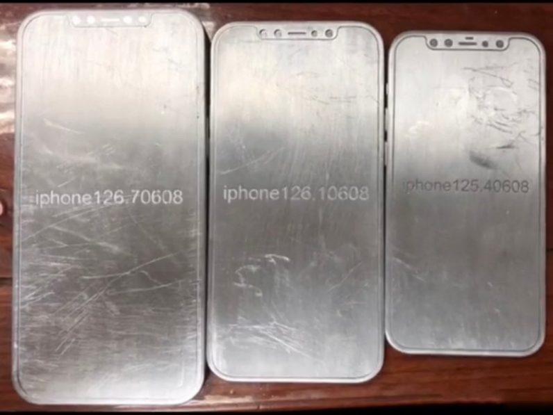iphone 12 mold notch