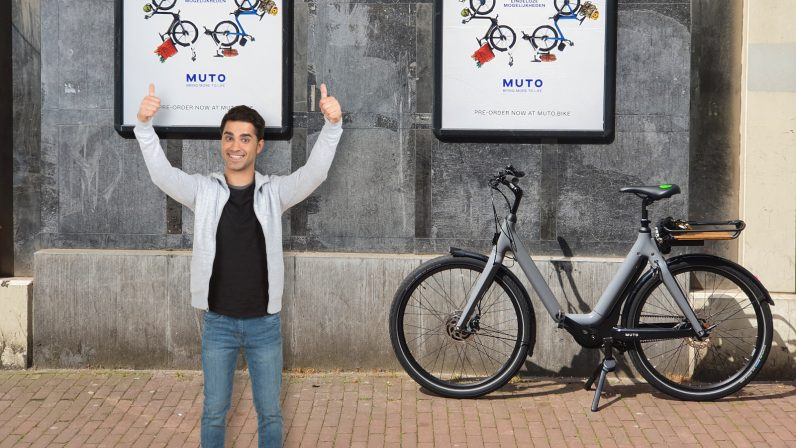 Muto's $1,800 ebike is a wonderfully simple and adaptable ride that's fit for life about town