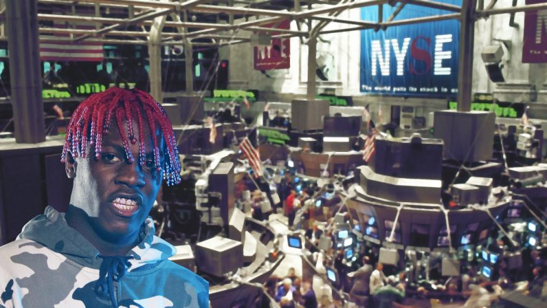 The stock market crashes every time Lil Yachty releases music, a theory