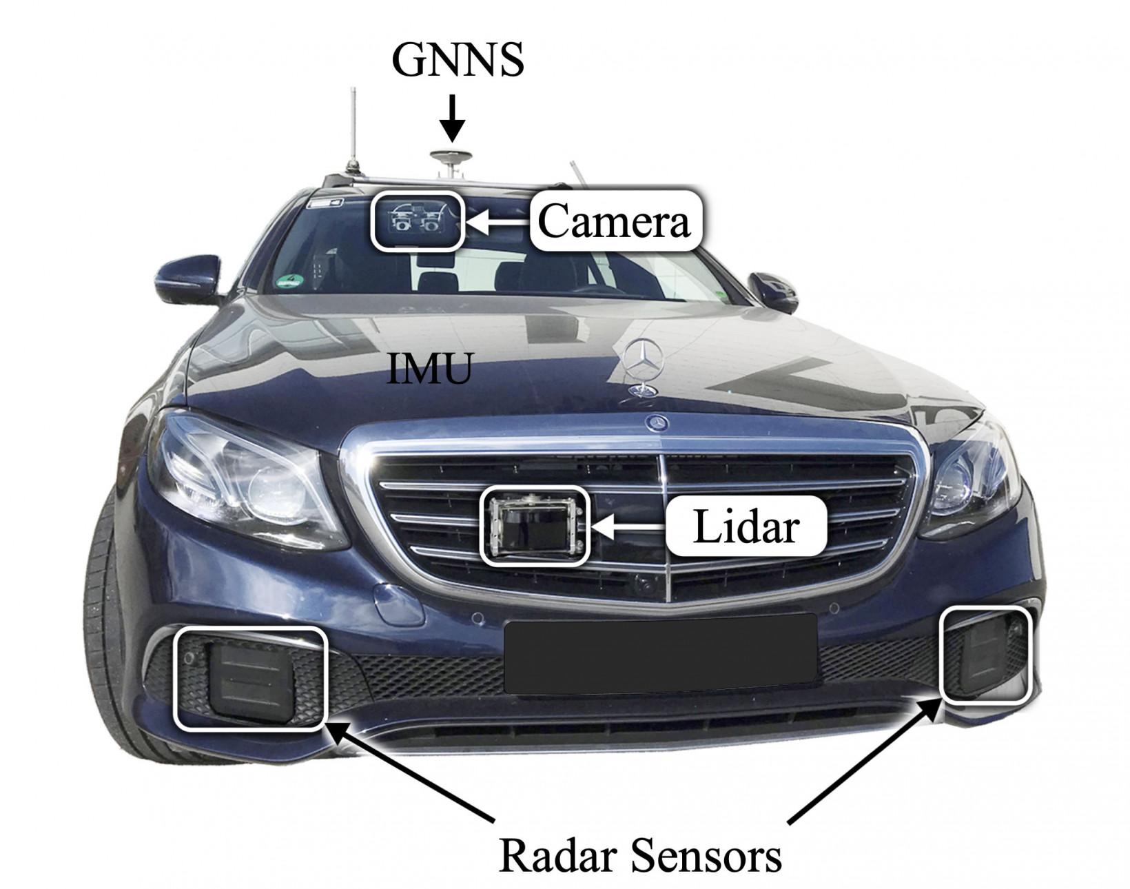 cars, sensor, lidar, radar, doppler