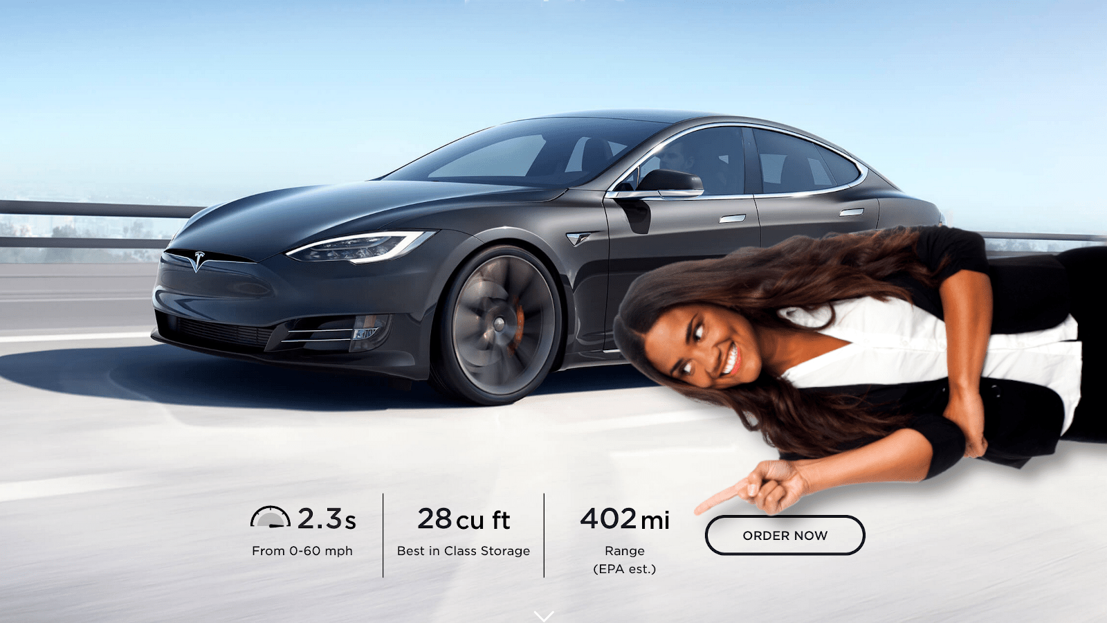 tesla, range, 400 miles, car, ev, epa, charger, supercharge, model s, long range, wheels