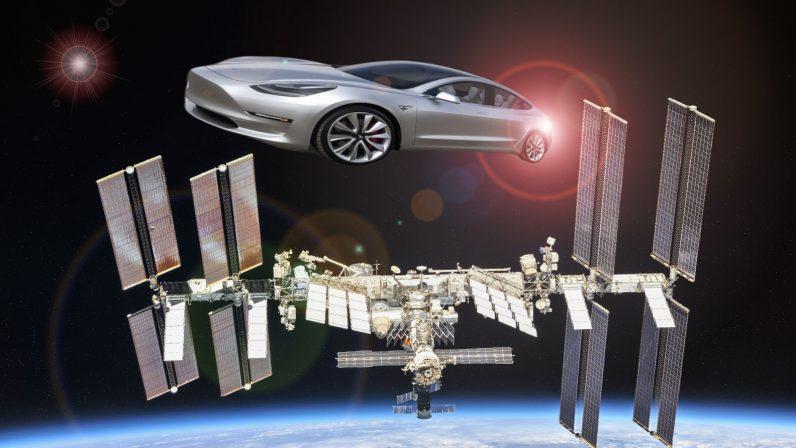 Elon Musk only has to sell 59 Teslas to offset the CO2 from a single SpaceX launch within a year - the next web
