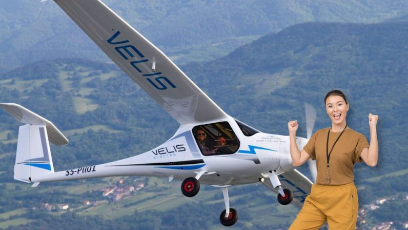 This tiny electric plane from a company you've never heard of is actually a BIG deal for aviation