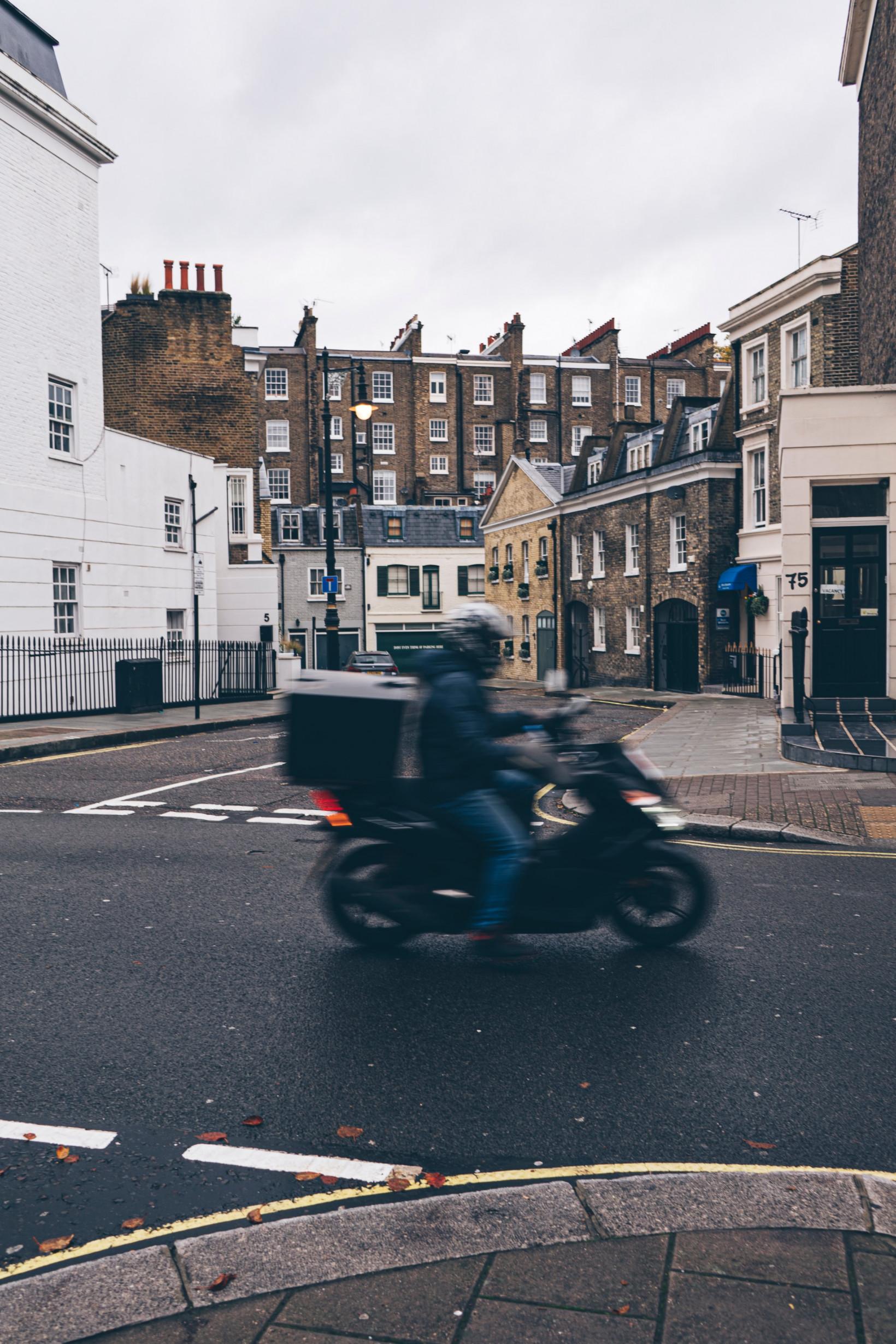 scooter, london, uk, autotrader