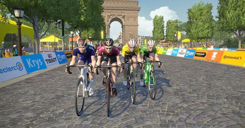 Virtual Tour de France shows how esports has come of age during lockdown