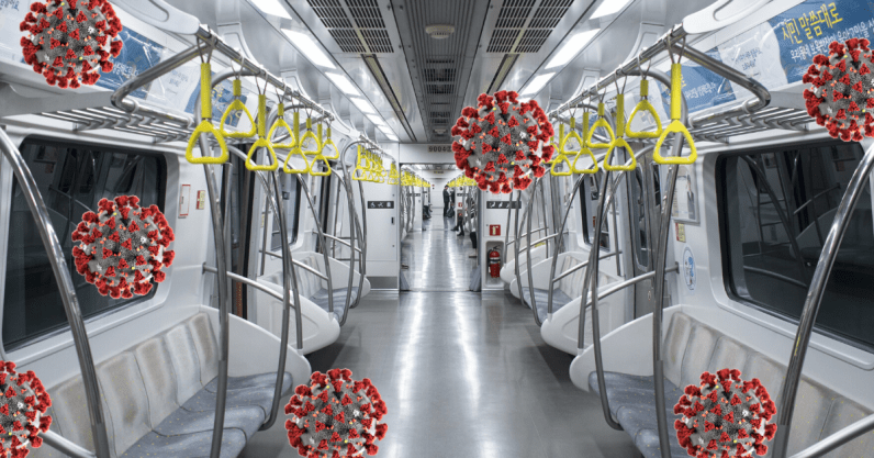 How Barcelona is using AI on its subway trains to curb spread of COVID-19