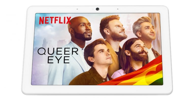 Google turns Nest Hubs into little TVs with Netflix support