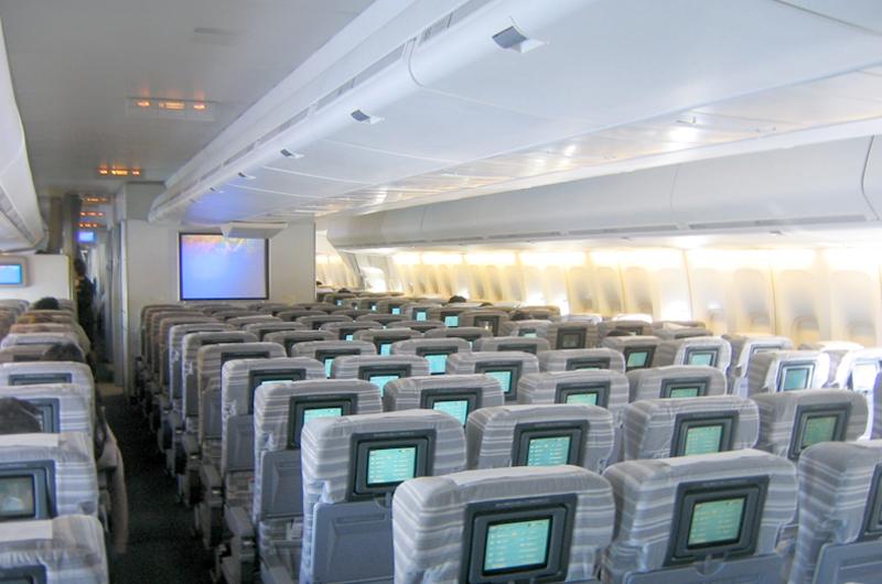 flight, plane, 747, japan