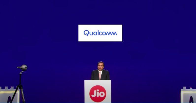 Chipmaker Qualcomm invests $97 million in Jio Platforms