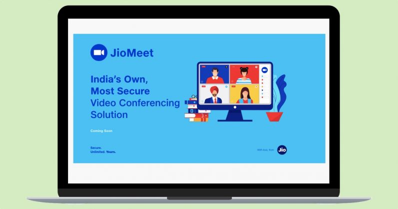 India's Reliance Jio launches Zoom rival with 100 participant limit