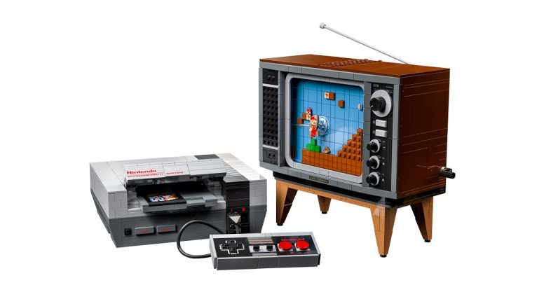 So Help Me I Need This Lego Nes And Its Kind Of Playable Mario Game