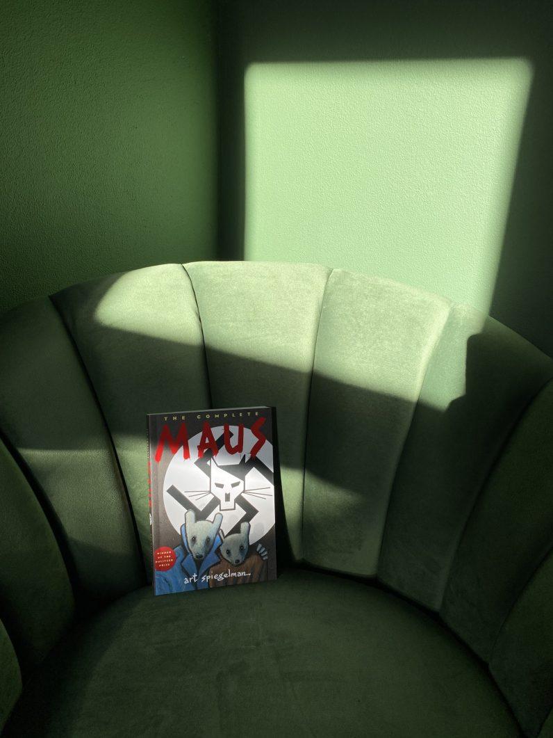 Maus graphic novel