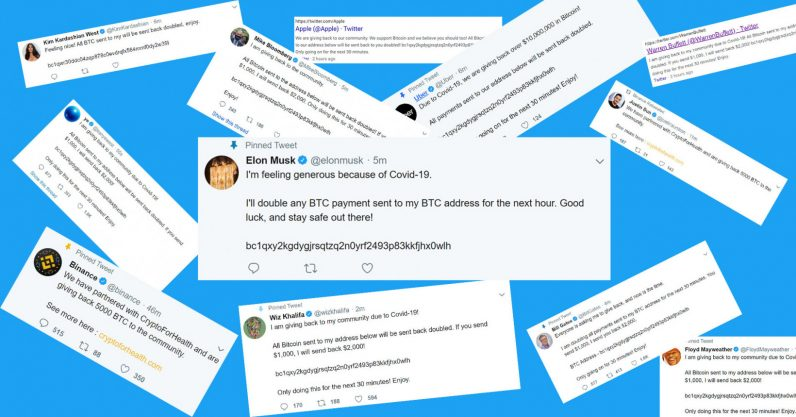 Hackers take over Obama, Musk, Apple, and dozens more Twitter accounts in massive Bitcoin scam
