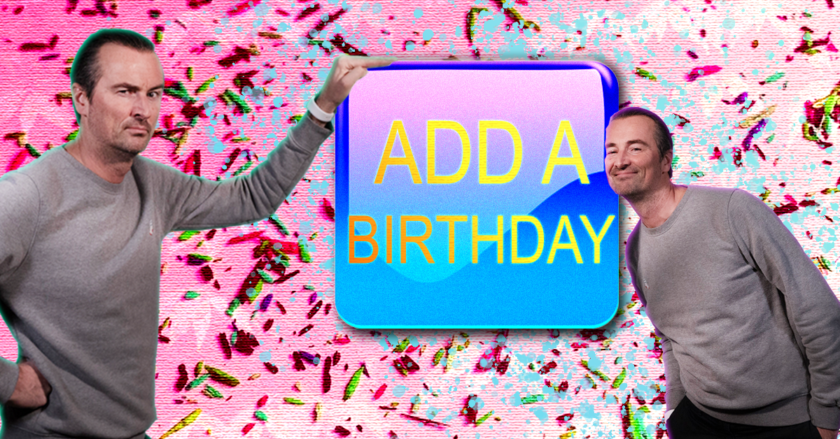 What my failed 'birthday button' taught me about design