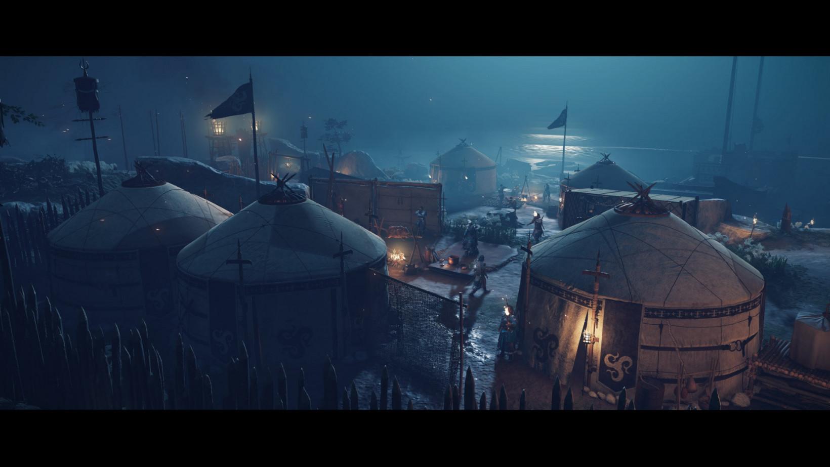 Ghost of Tsushima Creed سامورایی Assassins Creed است   و نه چیز دیگری