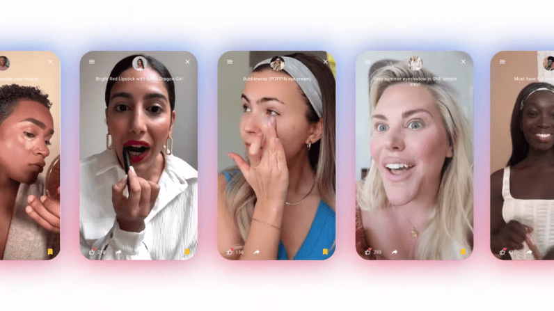 Google's new video-shopping app is like a telemarketing channel for influencers