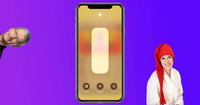 How to quickly turn on Night Shift on iOS (and reduce that gnarly blue light)