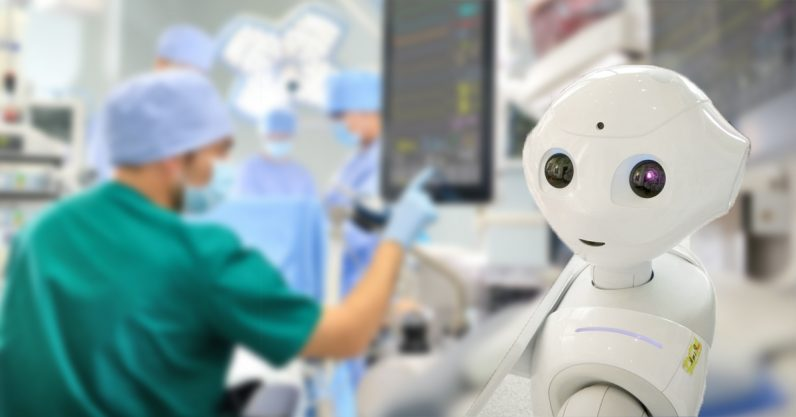 Are carebots 'empathetic' enough to replace human doctors?
