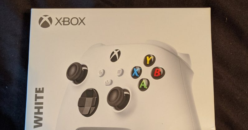 Leaked Xbox Series S controller packaging suggests a cheaper next-gen console is on the way