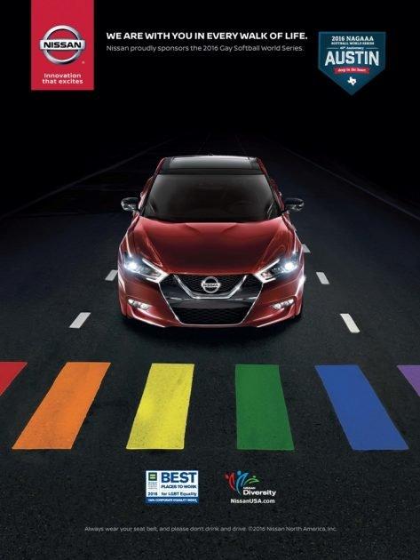 Nissan, maxima, gay, advert