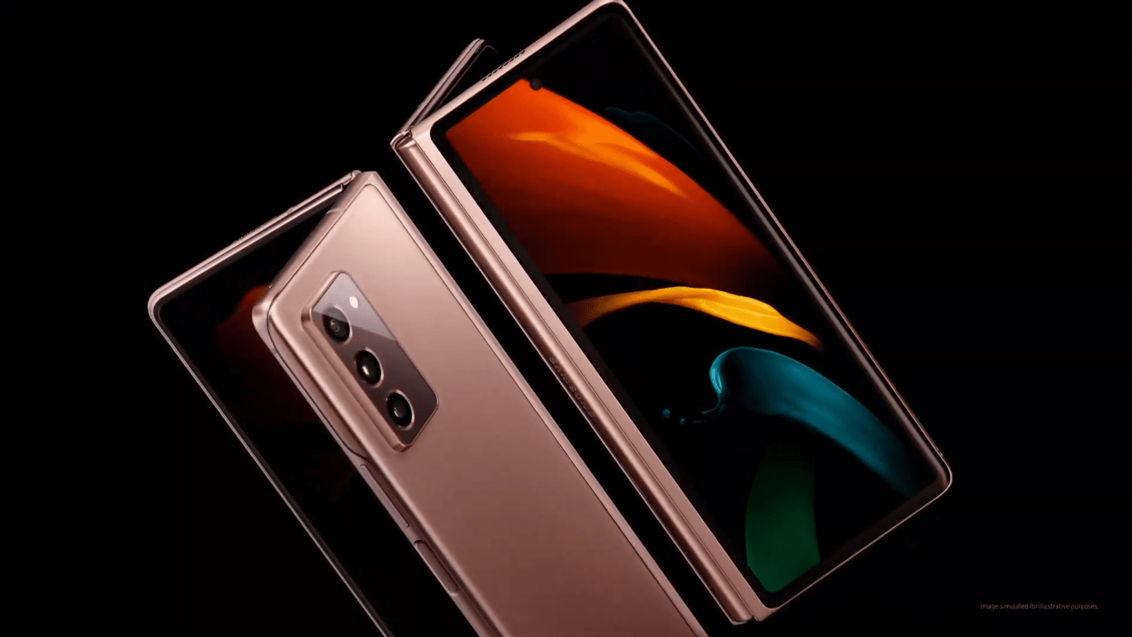 Samsung's Galaxy Z Fold 2 tackles the original's biggest problems