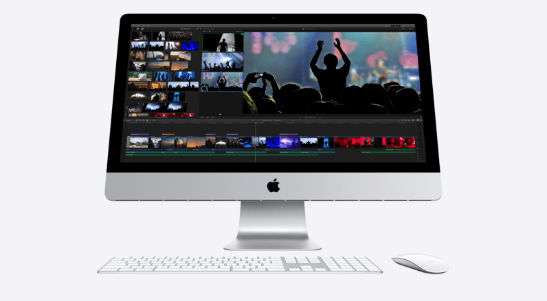 Apple just gave the 27-inch iMac a major spec bump and a matte display option