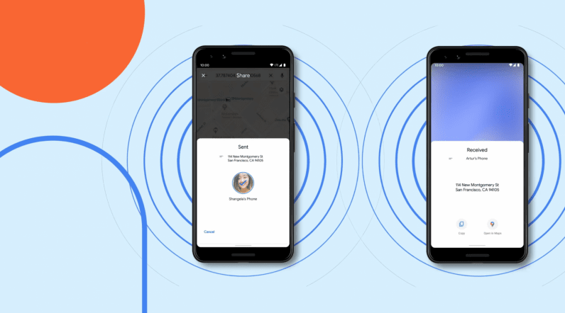 Android's AirDrop rival, Nearby Share, is finally here - the next web
